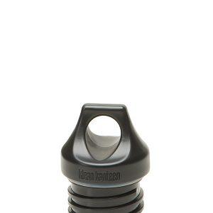 black loop cap