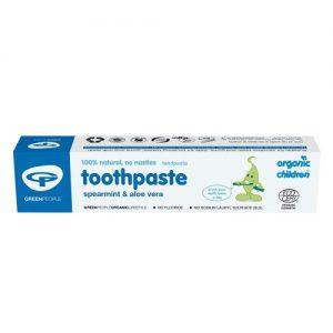 greenpeople_kids_toothpaste spearmint