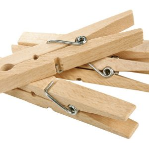 redecker wooden clothes pegs jumbo