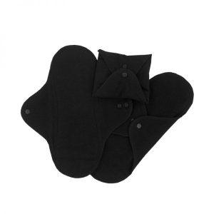 sanitary pads reusable organic cotton