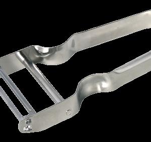 stainless steel potato peeler