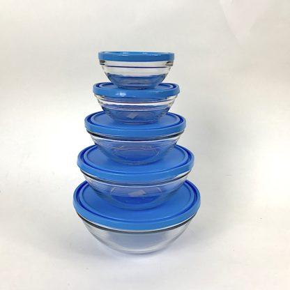 doorless glass containers