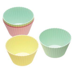 reusable silicone cupcake cases