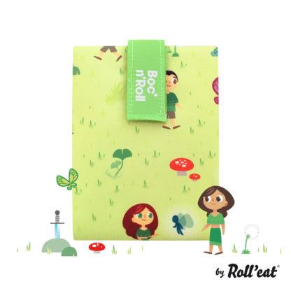 kids food wrap