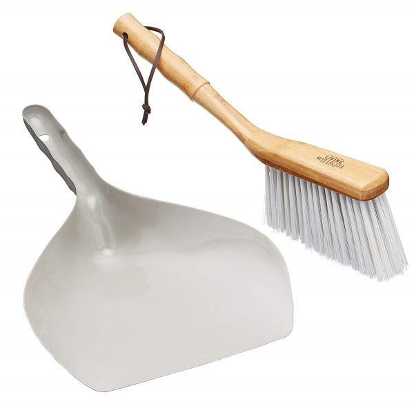 KitchenCraft dustpan and brush
